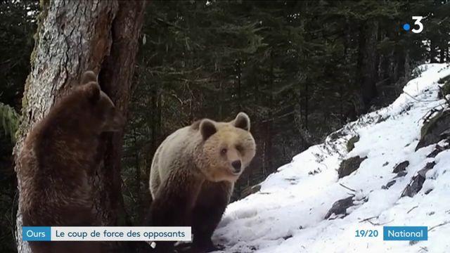 Ours : le coup de force des opposants