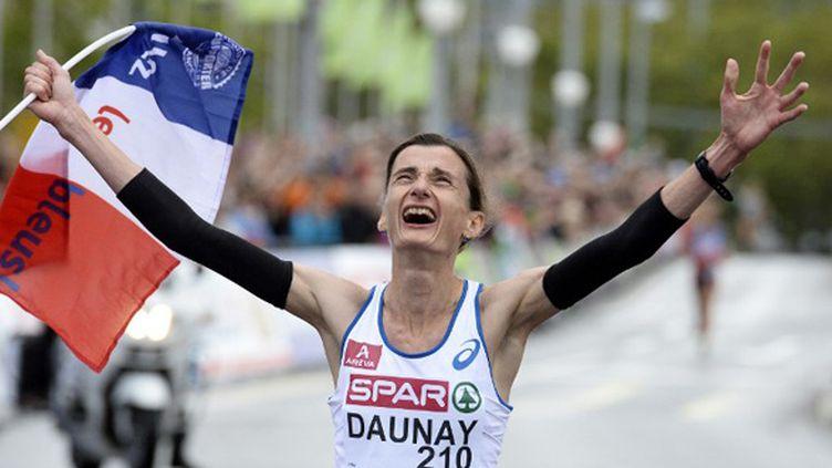 Christelle Daunay (FRANCK FIFE / AFP)