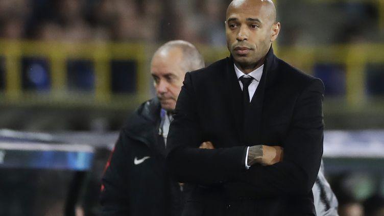 Thierry Henry (THOMAS SAMSON / AFP)