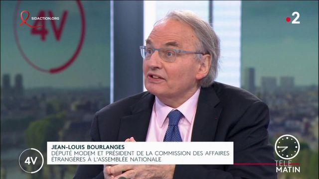 Covid-19: «Nous manquons de vaccins», alerte Jean-Louis Bourlanges (Modem)