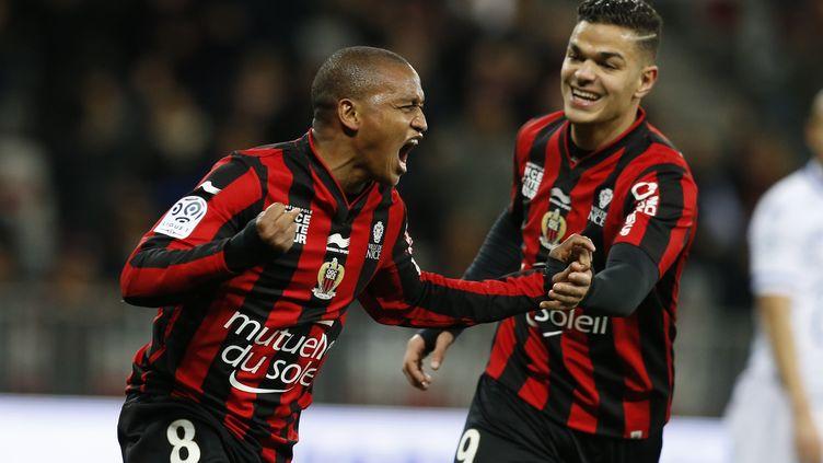 La joie niçoise (VALERY HACHE / AFP)