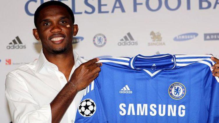 Eto'o ne portera plus le maillot de Chelsea...et se lâche envers Mourinho