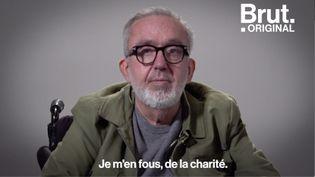 VIDEO. Le cri du cœur de Dominique Farrugia, atteint de sclérose en plaques (BRUT)