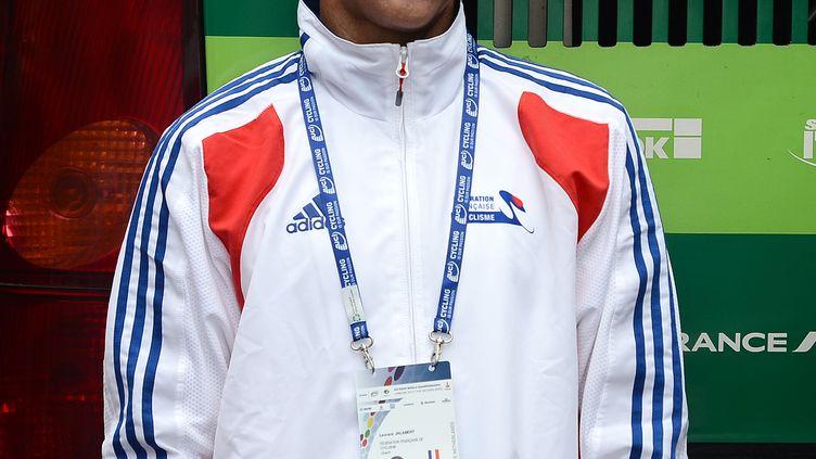 Laurent Jalabert, le 23 septembre 2011. (FRANCK FIFE / AFP)