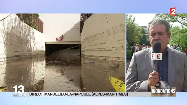 Inondations : l'urbanisation responsable ?