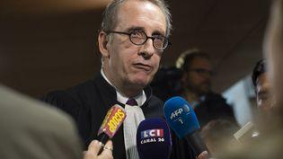 Jean-Félix Luciani, le 7 mars 2019. (ROMAIN LAFABREGUE / AFP)