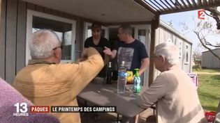 Le printemps des campings (FRANCE 2)