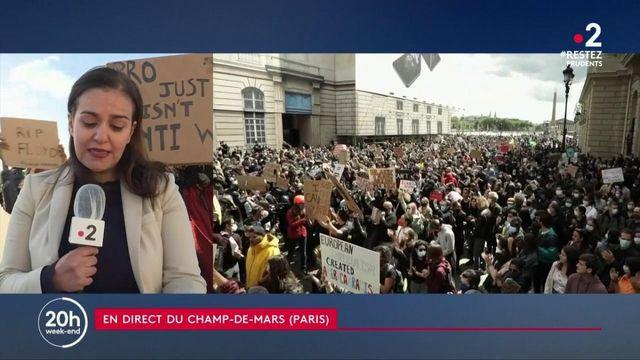Racisme : des manifestations contre les inégalités aux quatre coins du monde