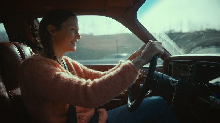 """Vicky Krieps dans """"Serre moi fort"""" de Mathieu Amalric. (LES FILMS DU POISSON)"""
