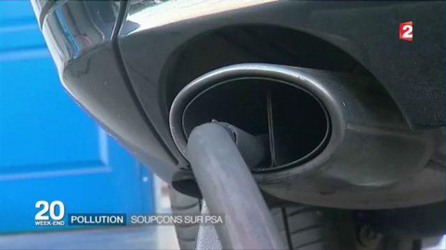Pollution : soupçons sur les moteurs diesel de PSA