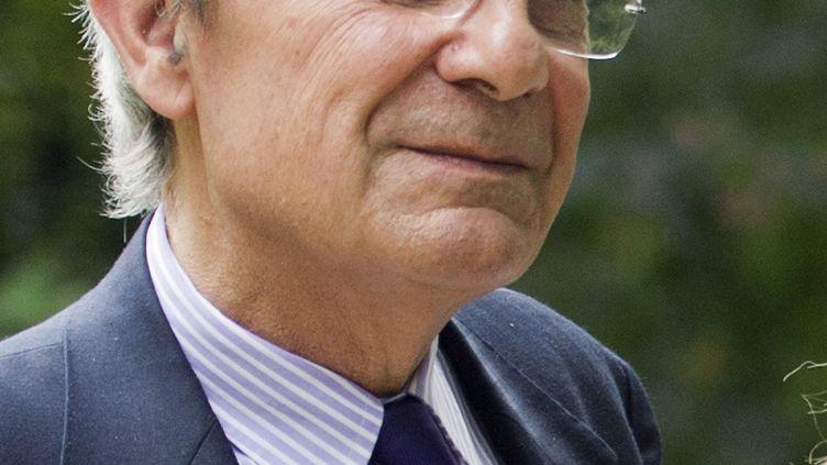 Bernard Debré, à Paris, le 22 mai 2012. (LIONEL BONAVENTURE / AFP)