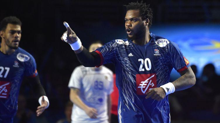 Cedric Sorhaindo (LOIC VENANCE / AFP)
