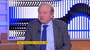 Henri Sterdyniak, économiste (franceinfo)