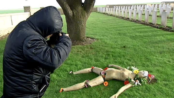 Lili sur les terres de la Bataille de la Somme  (France 3 / Culturebox)