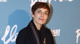 """L'actrice Judith Siboni à la première du film """"Pupille"""", le 27 novembre 2018 à Paris (BERTRAND RINDOFF PETROFF / FRENCH SELECT / GETTY)"""