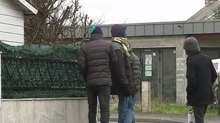 Migrants : Ouistreham, la nouvelle porte d'entrée de l'Angleterre (FRANCE 3)