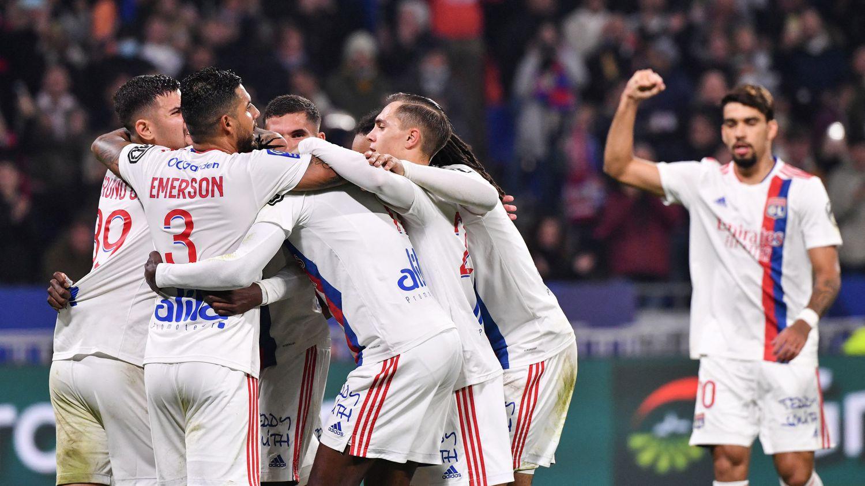 Ligue 1 : Lyon domine Monaco grâce à l'entrée fracassante de Lucas Paqueta - franceinfo