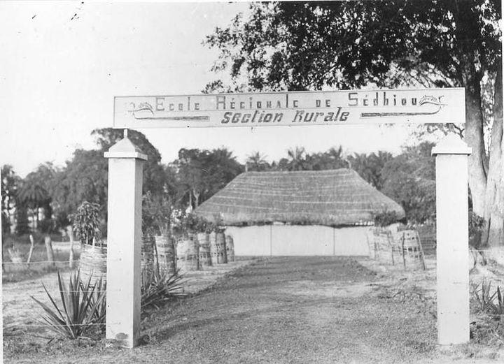 École «rurale». (Auteurs, Author provided)