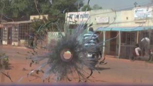 Eurozapping : des journalistes espagnoles exécutés au Burkina Faso (Capture d'écran franceinfo)