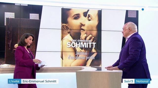 L'invité : Eric-Emmanuel Schmitt