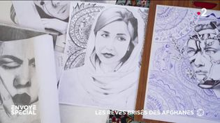 Envoyé spécial. Les rêves brisés des Afghanes (ENVOYÉ SPÉCIAL  / FRANCE 2)