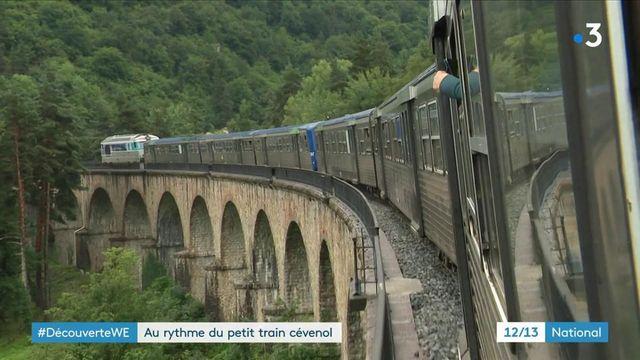 Haute-Loire : découverte des gorges de l'Allier avec le petit train cévenol