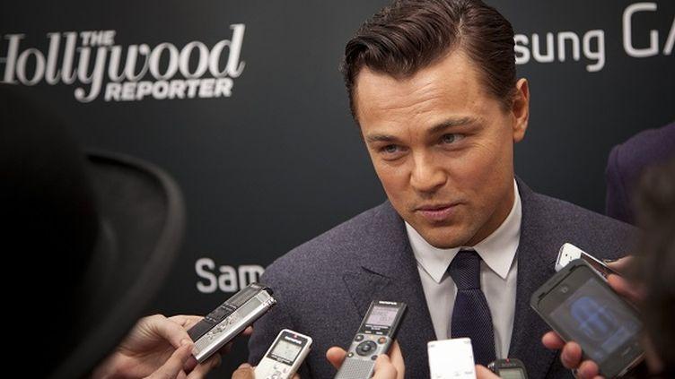 L'acteur Leonardo DiCaprio, le 11 décembre 2012 à New York. (ANDREW KELLY / REUTERS)