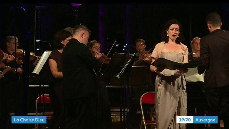 Les Musiciens du Louvre interprètent le Stabat Mater de Pergolese (France 3 Auvergne S. Montero)