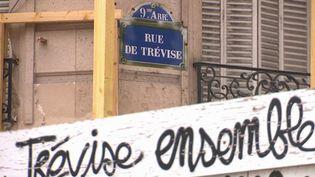 Explosion rue de Trévise : la mairie de Paris débloque 20 millions d'euros d'aides. (FRANCE 3)