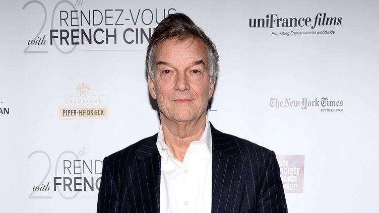 Benoît Jacquot à New York le 5 mars 2015  (Sipa)