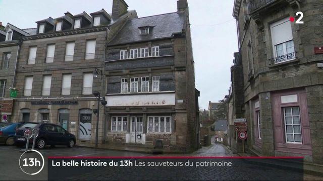 Côtes-d'Armor : à Quintin, les habitants se mobilisent pour sauver un monument historique