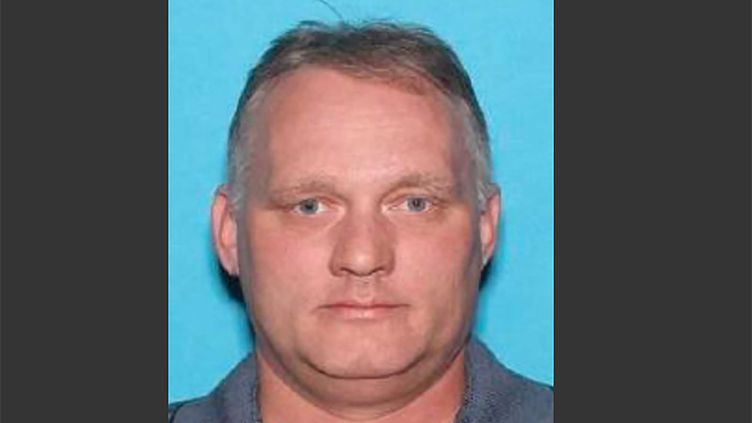 Photo d'identité de Robert Bowers, l'auteur de la tueriede Pittsburgh ayant causé la mort d'au moins 11 personnes, samedi 27 octobre 2018. (AFP)