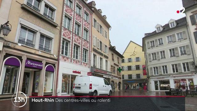 Covid-19 : dans le Haut-Rhin, une économie grippée