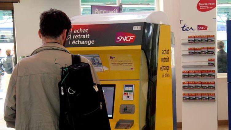 (A compter de ce 1er avril, les échanges de billets à la SNCF sont payants © MaxPPP)