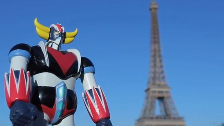 Goldorak, l'histoire d'une passion française   (Capture d'écran France 3)