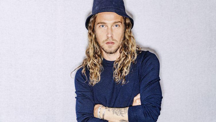 Le chanteur Julien Doré en 2020. (GOLEDZINOWSKI)