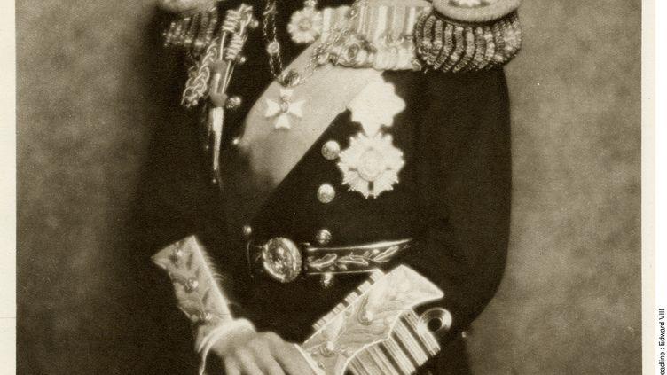 Un portrait d'Edouard VIII en 1936. (MARY EVANS / SIPA)