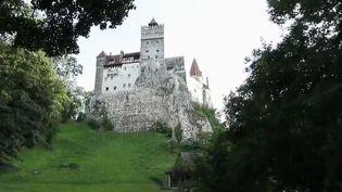 Le château de Dracula (Capture d'écran France 2)
