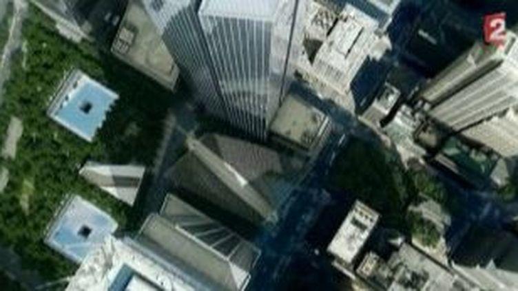 10 ans après les attentats, New York inaugure son Mémorial du 11 septembre  (Culturebox)