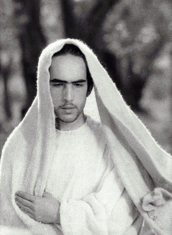 """Enrique Irazoqui, interprète du Christ dans """"L'Evangile selon Saint-Matthieu"""" de Pier Paolo Pasolini  (Carlotta Films)"""