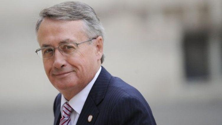 Giulio Tremonti, ministre italien de l'Economie et des Finances. (AFP-Ionel Bonaventure)