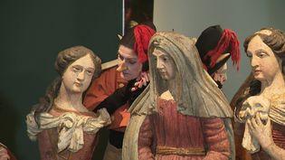 Le musée proposera de véritable courts métrages sur ses réseaux sociaux. (FRANCE 3)