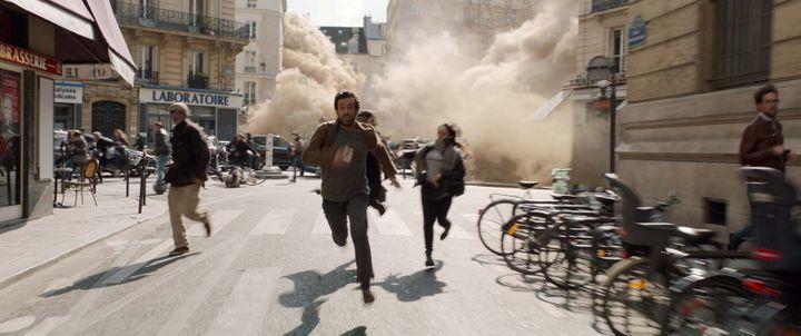 """Romain Duris dans """"Dans la brue"""" de Daniel Roby  (Mars Films)"""