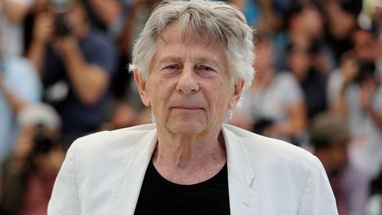 Le cinéaste franco-polonais, Roman Polanski, le 27 mai 2017 à Cannes (Alpes-Maritimes). (VALERY HACHE / AFP)