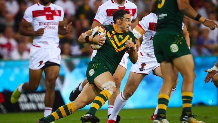 Billy Slater (Australie)