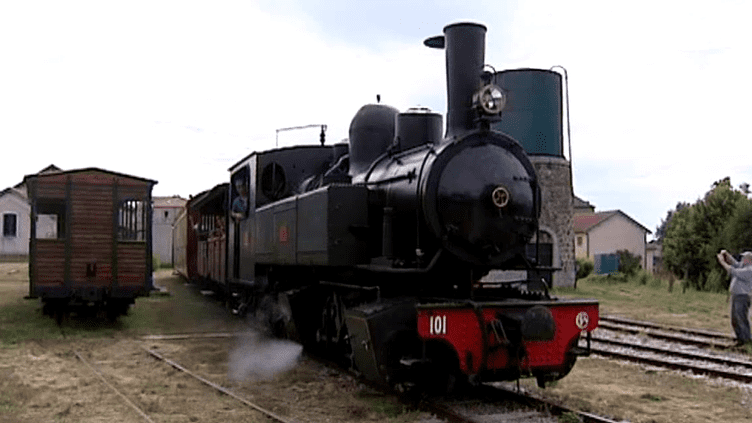 Le chemin de fer du Velay  (France 3 Auvergne)