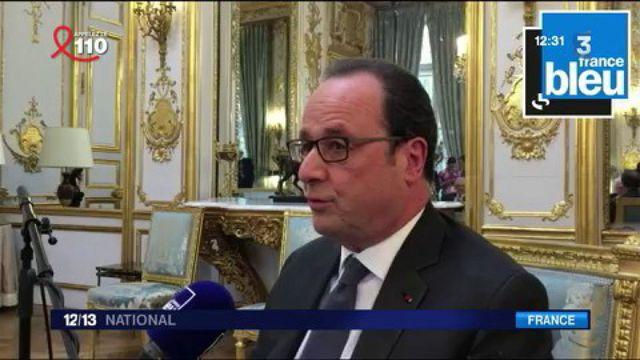 """François Fillon : le candidat accuse François Hollande d'être à la tête d'""""un cabinet noir"""""""