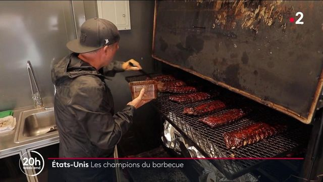 Etats-Unis : les champions du barbecue