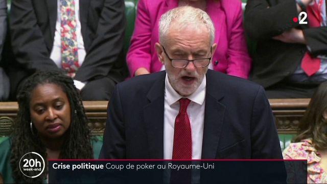 Crise au Royaume-Uni : les possibles recours des acteurs politiques