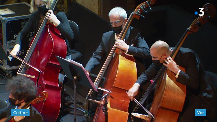 L'Opéra de Toulon a retransmis des captations de concerts sans public (France 3)